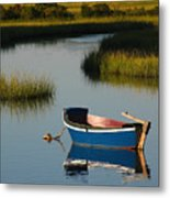 Tranquil Cape Cod Photography Metal Print by Juergen Roth
