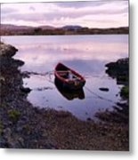 Tranquility In County Galway Metal Print