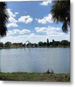Tranquility - Port Richey, Florida Metal Print