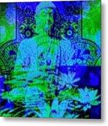 Tranquility Zen Metal Print