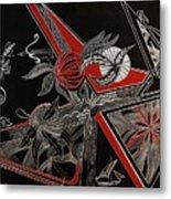 Transcending Metal Print