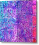 Transchromigration #1 Metal Print