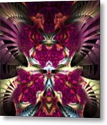 Transfigured Future Metal Print