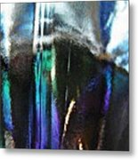 Transparency 4 Metal Print