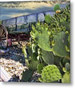 Transport Of A Forgotten Era Metal Print