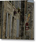 Travel Photography France Metal Print
