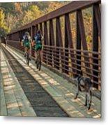 Travel The Buttermilk Trail Metal Print