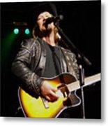 Travis Tritt Country Music Singer Metal Print