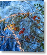 Life Currents Metal Print
