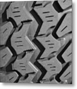 Tread Blox 1 Metal Print