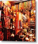 Treasures Of Arabia Metal Print