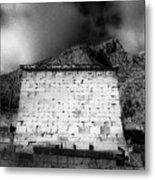 Treasury Of Athenians  Metal Print