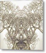 Tree 20 Hybrid 1 Metal Print