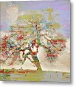 Tree Art 54tr Metal Print