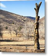 Tree Art Metal Print