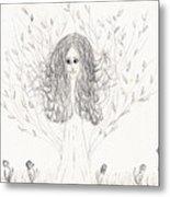 Tree Beauty Metal Print