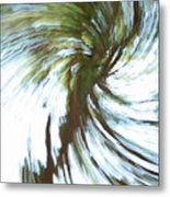 Tree Diptych 1 Metal Print
