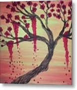 Tree Of Desire 2 Metal Print
