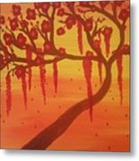 Tree Of Desire Metal Print