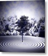 Tree Of Difference  Metal Print