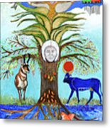 Tree Of Life #5 Metal Print