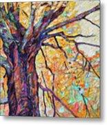 Tree Of Life And Wisdom   Metal Print