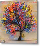 Tree Of Paradise 1 Metal Print