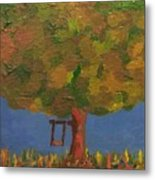 Tree Of Youth Metal Print