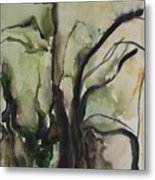 Tree Series V Metal Print