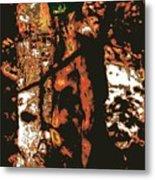 Tree Woman / 2 Metal Print