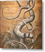 Treehensile Metal Print