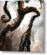 Treeman Metal Print by Alex Ruiz