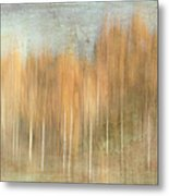 Trees Ethereal Dream Metal Print