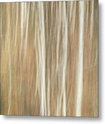Trees Ethereal Thicket Metal Print