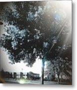 Treeson Metal Print
