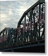 Trenton Makes.... Metal Print