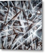 Triangle 2 Metal Print