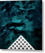 Triangular Abstract Metal Print