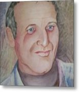 Tribute To An American Actor Metal Print