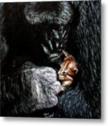 Tribute To Koko Metal Print