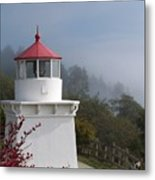 Trinidad Head Lighthouse Metal Print