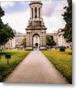 Trinity College Dublin  Metal Print
