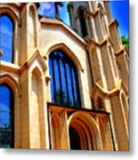 Trinity Episcopal Cathedral Columbia Sc Metal Print