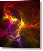 Trip The Light Fantastic Metal Print