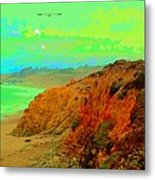 Trippin' To Cambria Metal Print