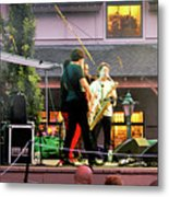 Trombone Shorty And Orleans Avenue, Freeport, Maine   -57584 Metal Print