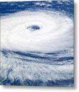 Tropical Cyclone Catarina Metal Print