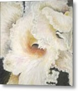 Tropical Flowers Metal Print