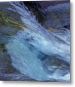 Tropical Flowing Waters  Metal Print