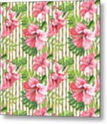 Tropical Paradise-jp3964 Metal Print